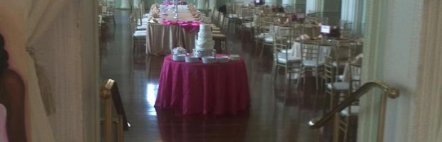 A Simple & Sheek Bridal Affair at the Baltimore in Atlanta.