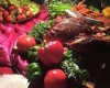 Carving Station : Whole Roasted Turkey – Serves 50 guest